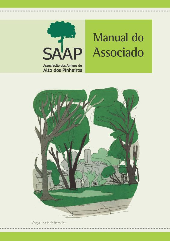 Capa  SAAP_Manual do Associado 2015