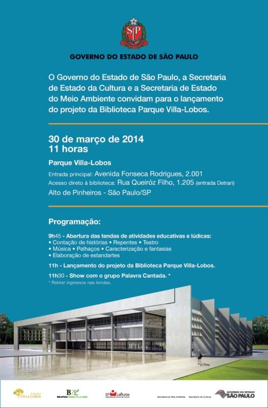 Biblioteca Villa Lobos