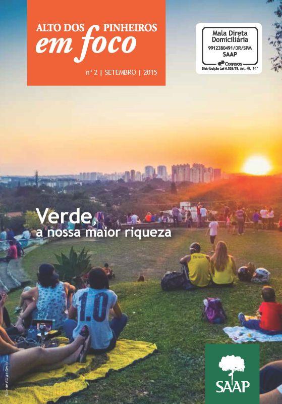 Revista_Alto de Pinheiros em Foco 2 - CAPA